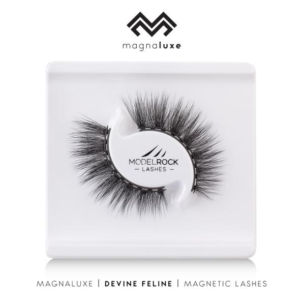 MODELROCK Magna Luxe Magnetic Lashes - Divine Feline