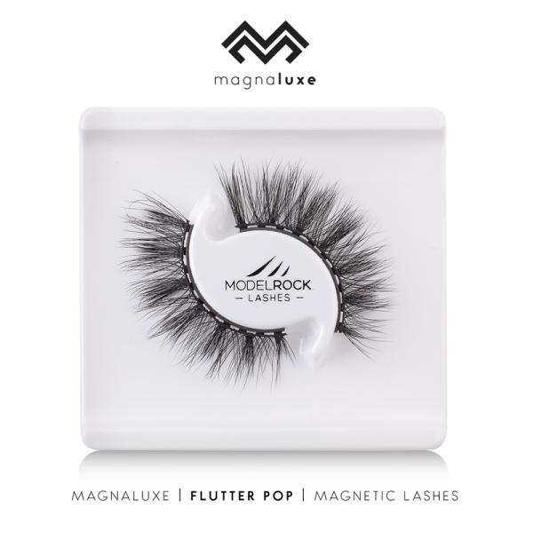 MODELROCK Magna Luxe Magnetic Lashes - Flutter Pop
