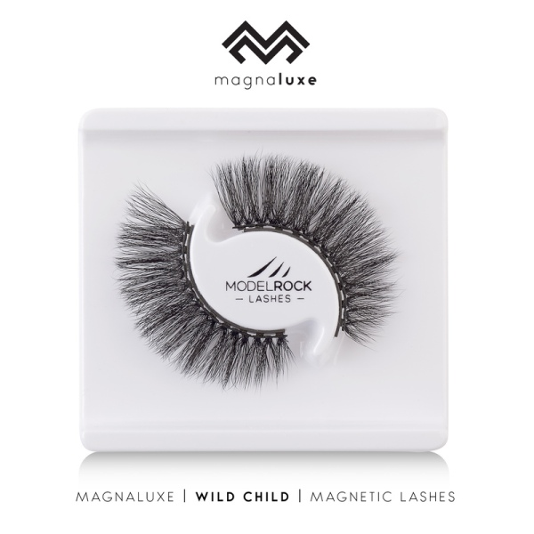 MODELROCK Magna Luxe Magnetic Lashes - Wild Child